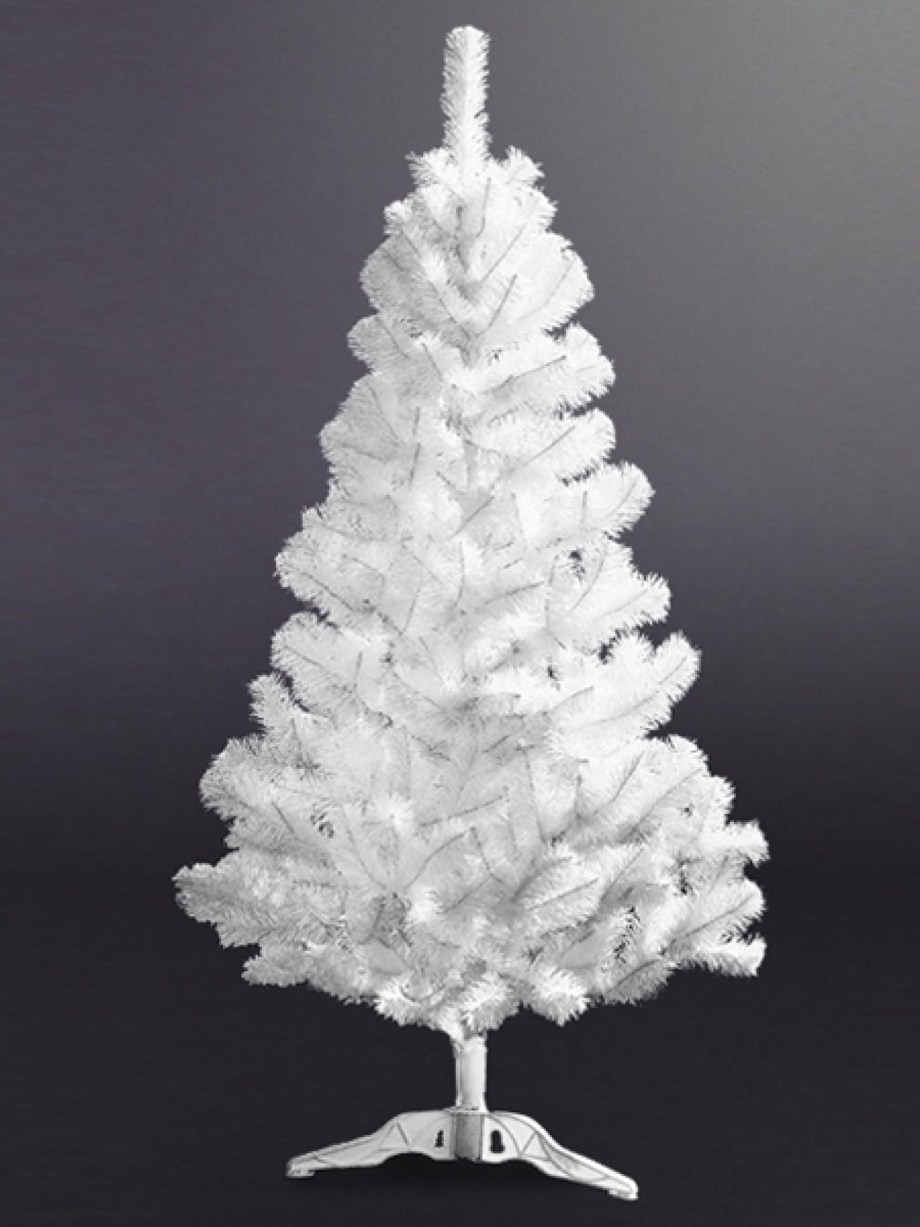 Ель декоративная белая 60 см