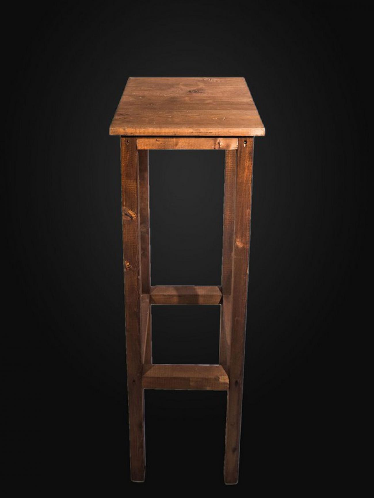 Столик регистратора коричневый