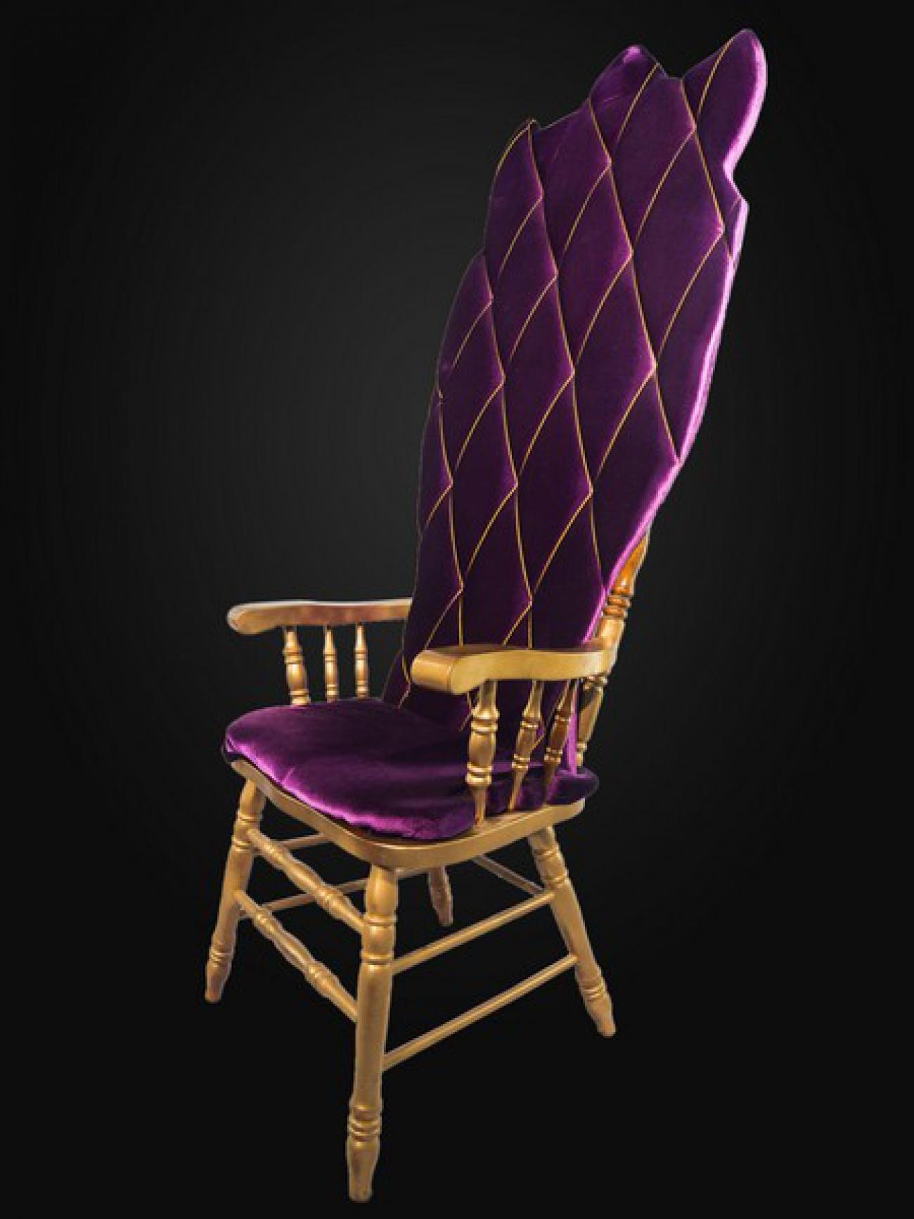 Декоративный трон