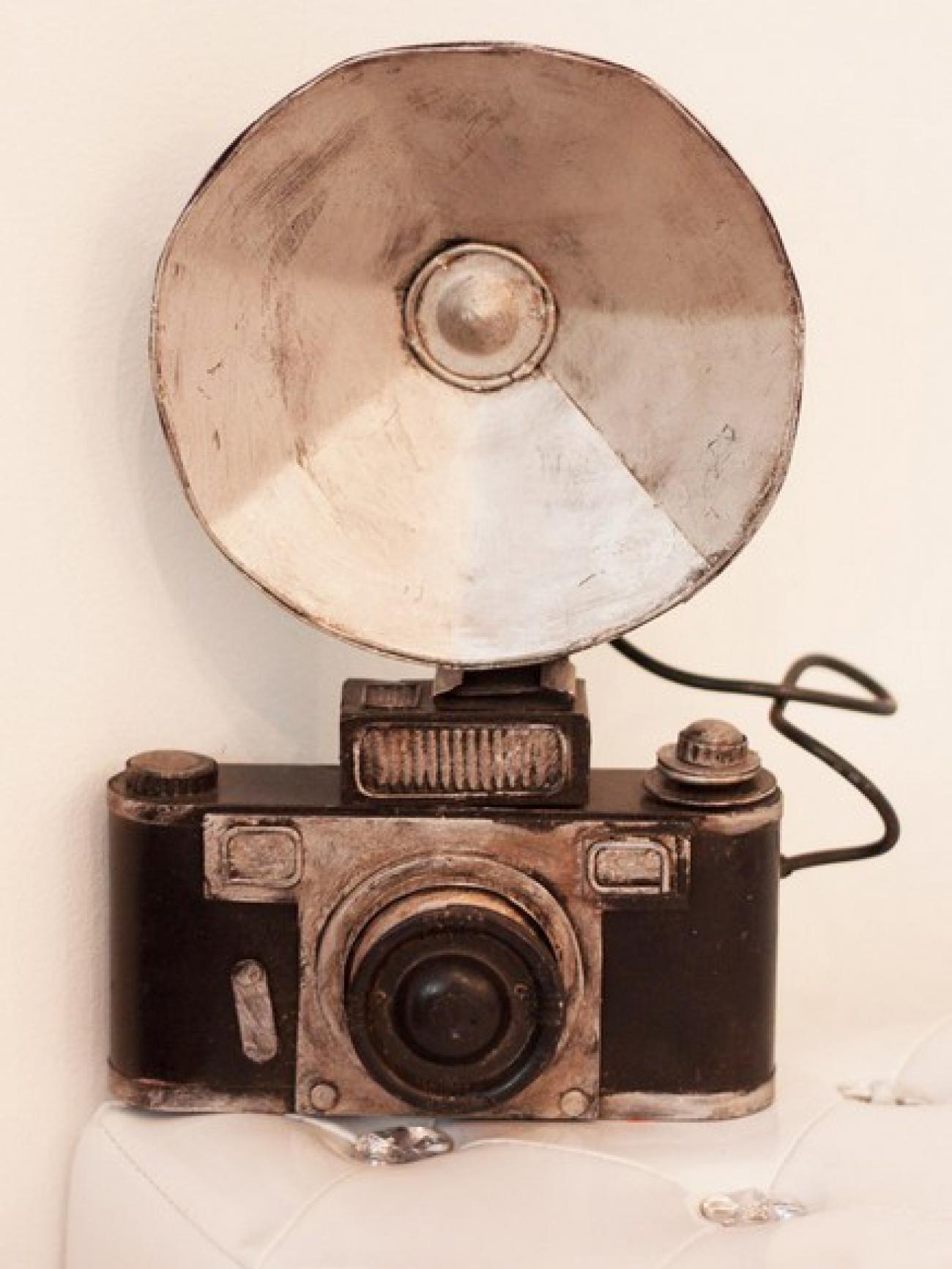 Винтажный фотоаппарат