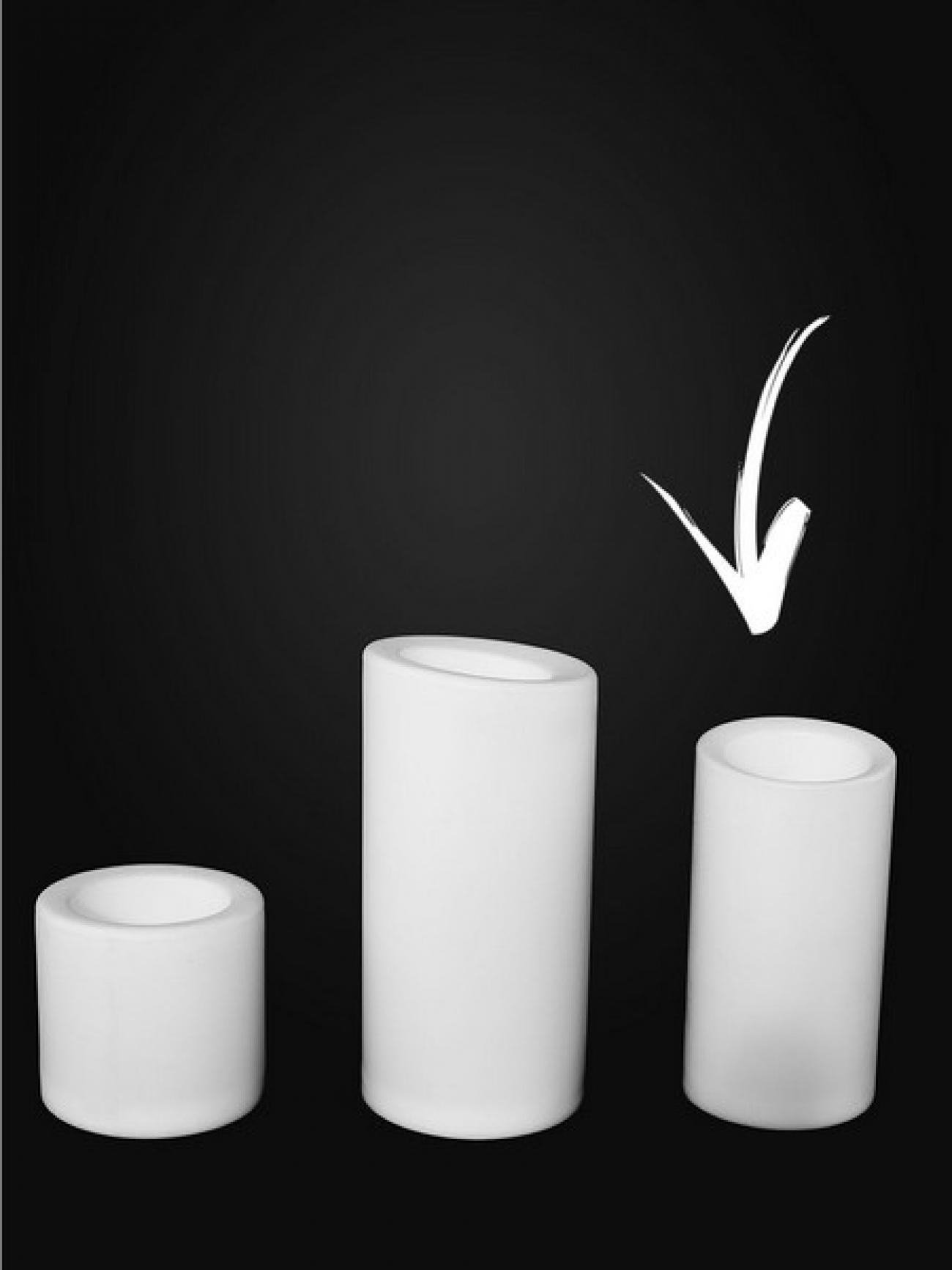 Электрическая свеча 13,5'