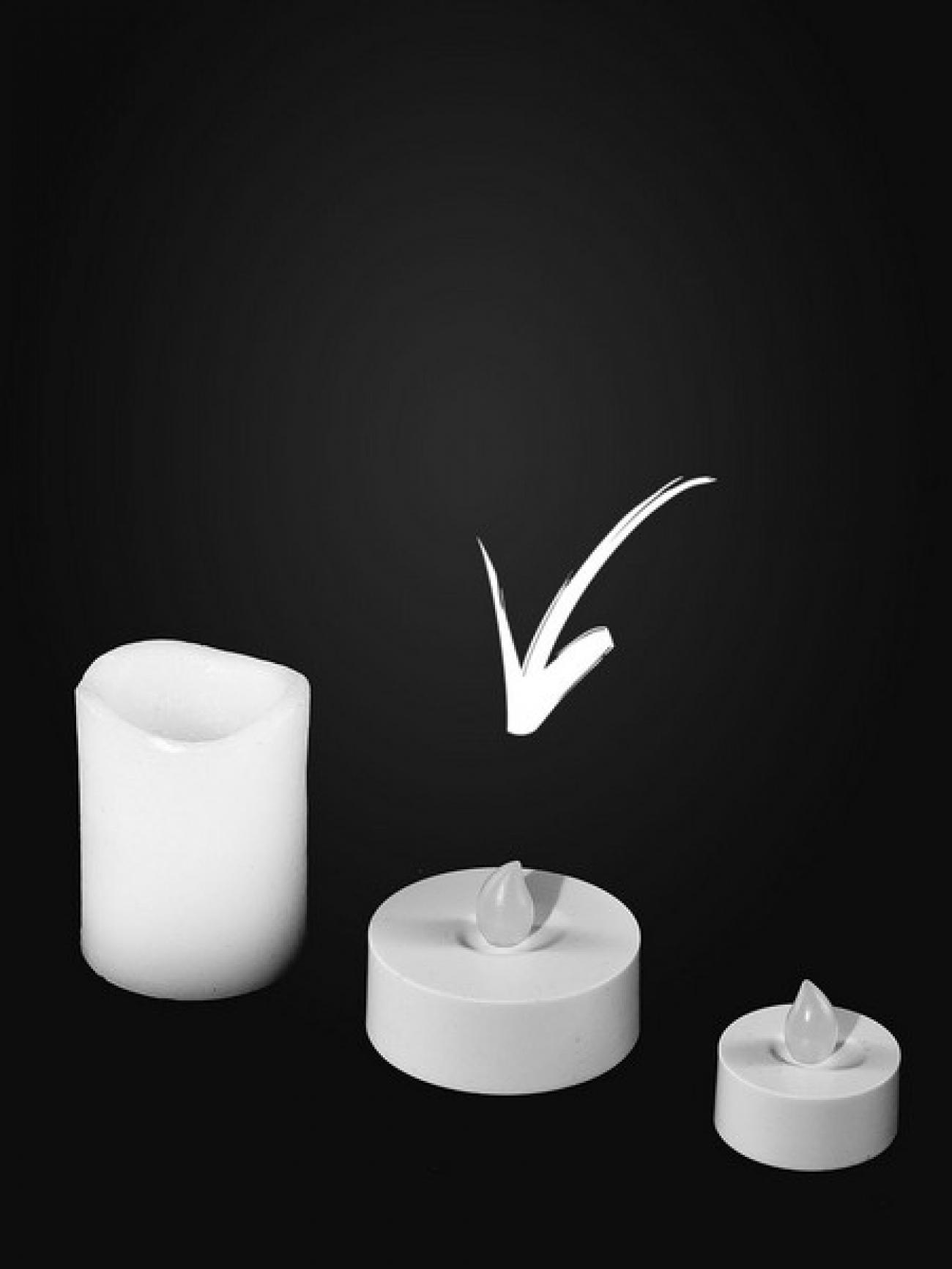Электрическая свеча 5'