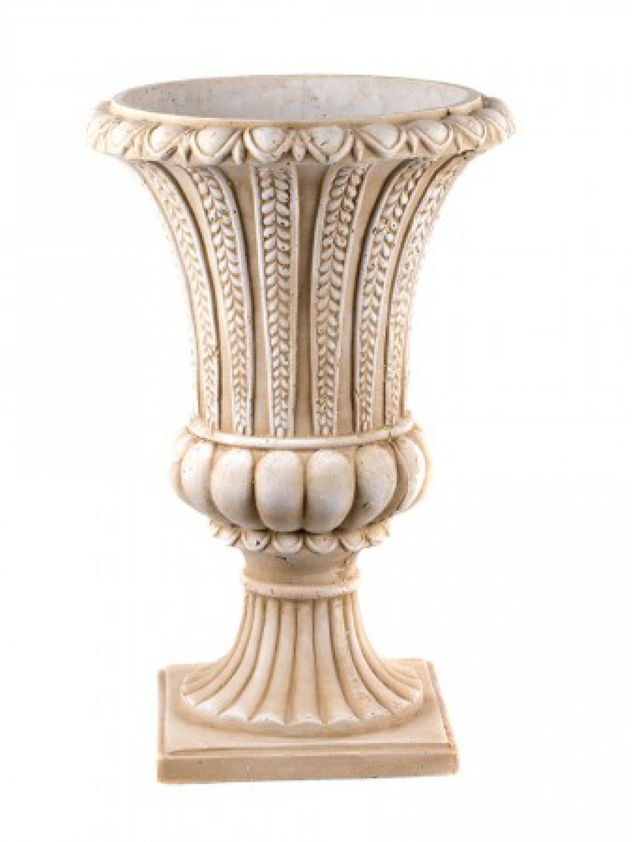 Ваза керамическая фактурная
