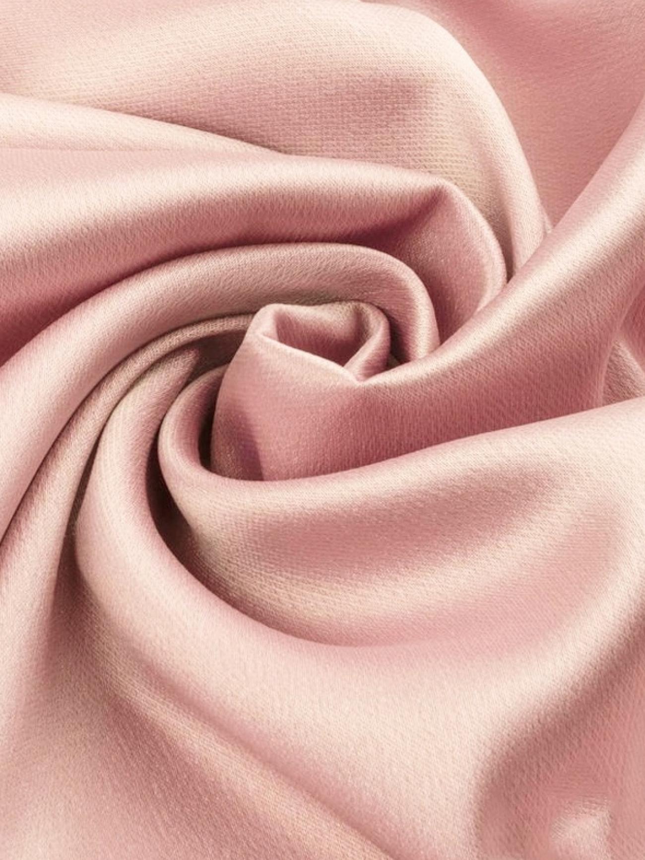 Скатерть президиумная пепельно-розовая