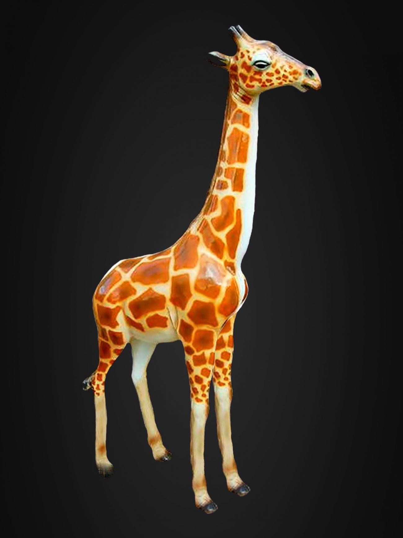 Жираф декоративный
