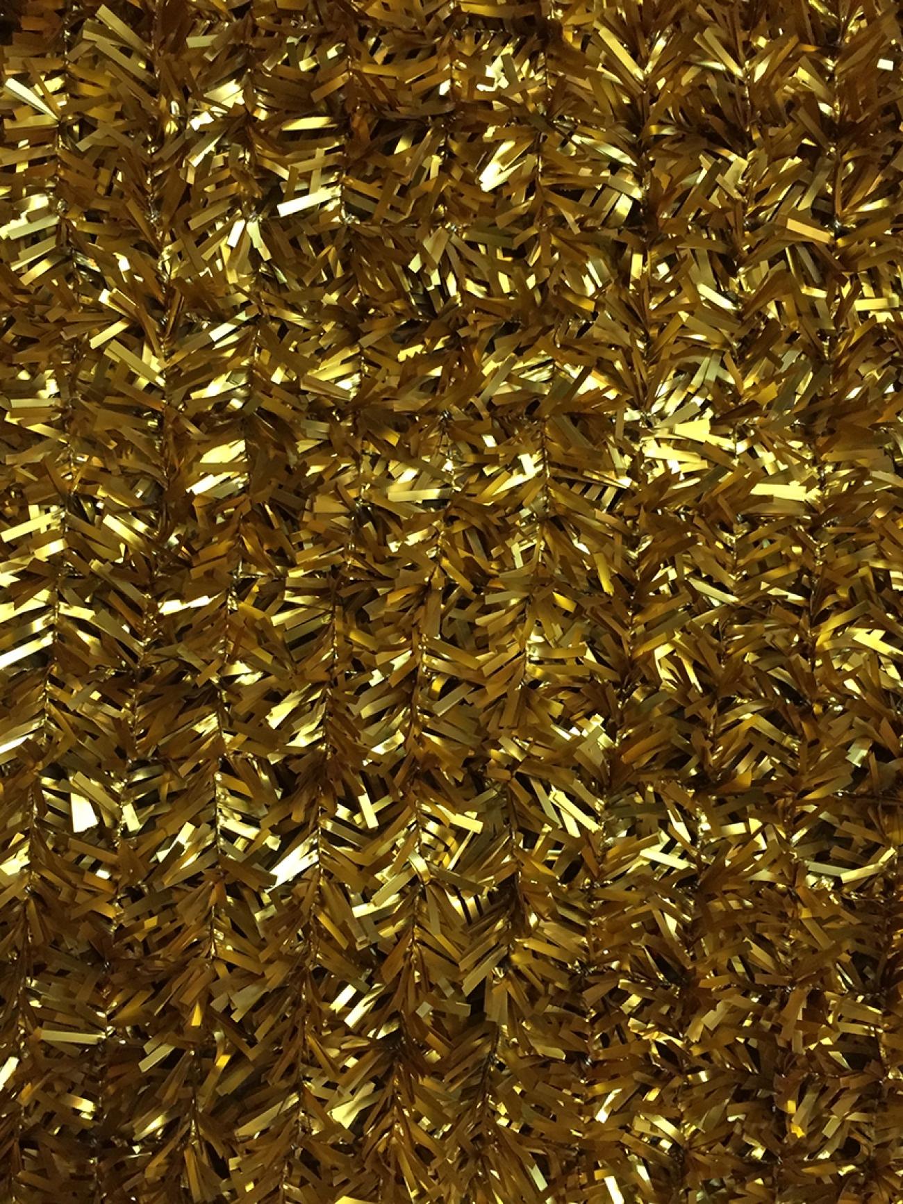 Фотостена золотая